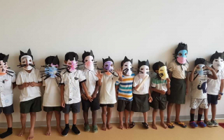 Fun First Week at TRINS ELC - Playschools in Trivandrum