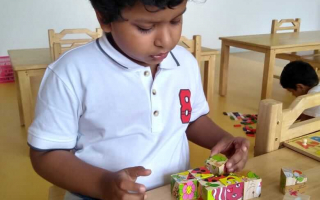 Creativity of  Kids at TRINS ELC - Playschools in Trivandrum