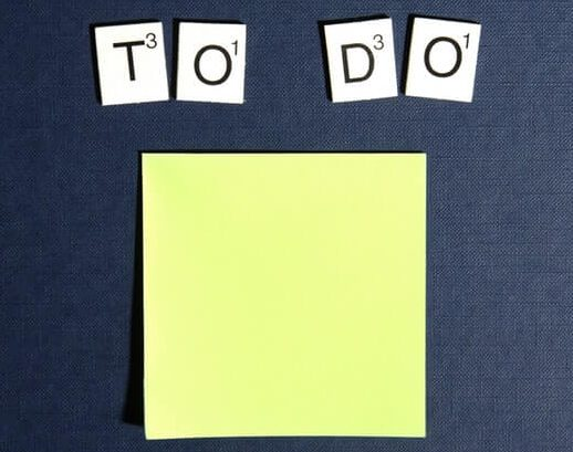To Do List - Kids Cleaning Rooms